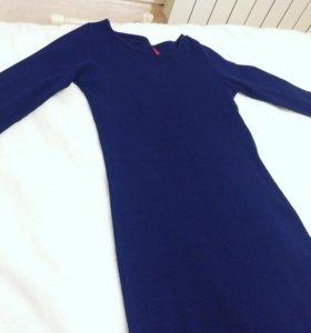 Платье обтягивающее женское