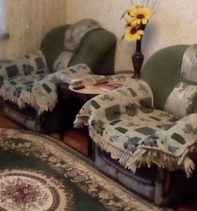 СРОЧНО продам мягкую мебель б/у