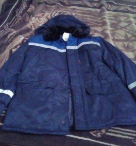 Куртка зимняя спецодежда
