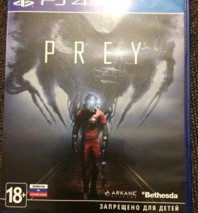 The Prey игра для ps4