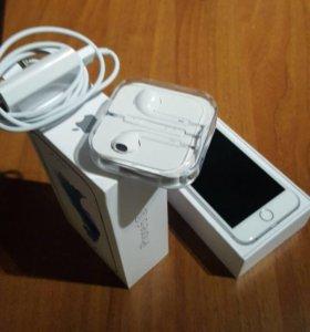 iPhone 6s Silver (оригинальный) 128 Гб