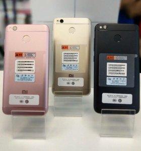 Xiaomi redmi 4x 2/16 и 3/32 гб