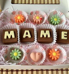 Шоколадные буквы Шарыпово