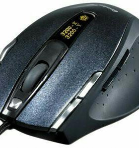 Genius Ergo 555 Laser Black USB
