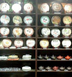 Чай из Китая!блинчик ПУЭРА 357гр.ВСЕ по 1000.
