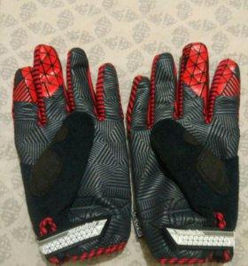 Перчатки для мотокросса профессиональные