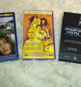 Фильмы, видео-кассеты