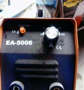 Сварочный аппарат со сьемным кабелем(инверторный)