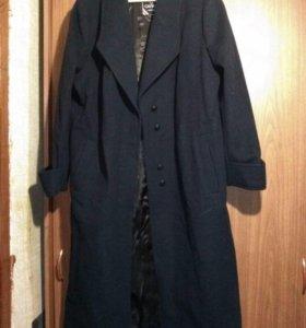 Пальто шерстяное демисезонное новое