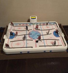 Настольная игра «Хоккей» с электронным табло