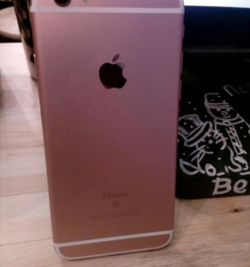iPhone 6s 16gb с отпечатком пальца