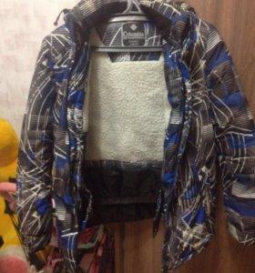 Куртка для мальчика , зима.