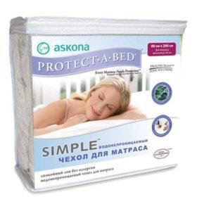 Наматрасник-чехол Protect-a-Bed Simple 160*200