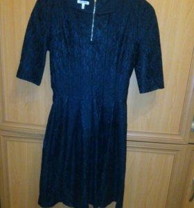 Платье черное.р.s.