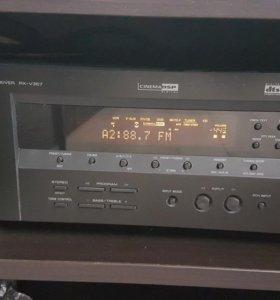Аудио видео ресивер Yamaha RX-V357