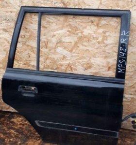 Дверь задняя правая Mitsubishi Pajero Sport K90