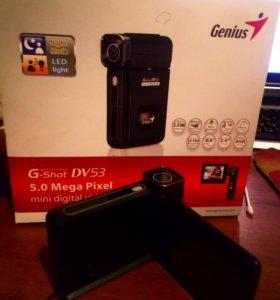 Видеокамера Genius G-Shot DV53