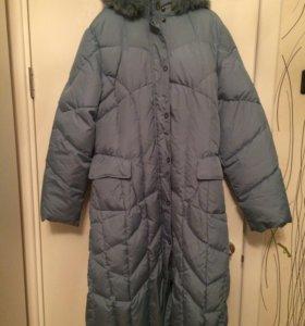 Зимняя куртка пуховик  Finn flare НОВЫЙ