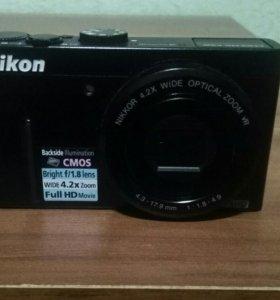 Фотоаппарат Nikon P300