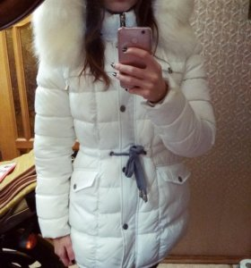 Пуховик / куртка зимняя