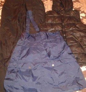 Одежда женская  2  больших пакета 46-52
