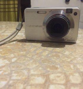 Фотоаппарат SONY Cubershot