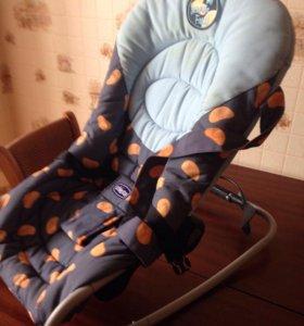 Детское кресло качалка( шезлонг)