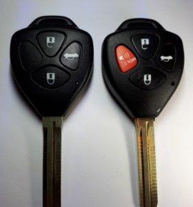 Ключ Toyota Corolla.