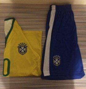 Футбольная форма Neymar 10