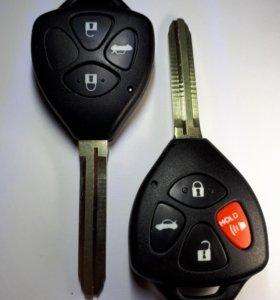 Ключ Toyota Yaris
