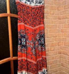 Прекрасное платье-комбинезон...