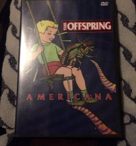 DVD Offspring Americana