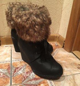 Сапоги/полусапоги/ботинки зимние