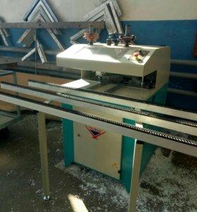 Оборудование для производства ПВХ окон