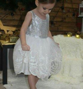 Шикарное платье на прокат!