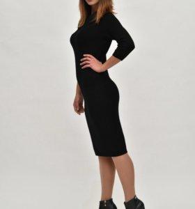 Чёрное платье новое