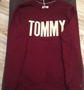 Новая Толстовка Tommy Hilfiger