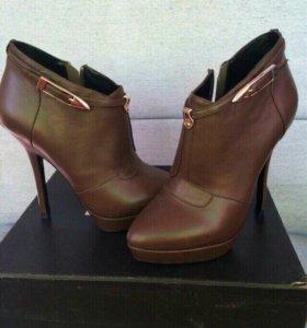 Новые ботинки Paolo Conte