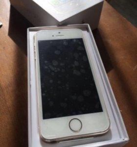 Айфон IPhone 5s новый