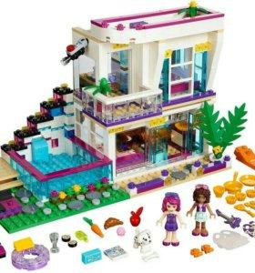 Lego friends.Дом Ливи.оригинал
