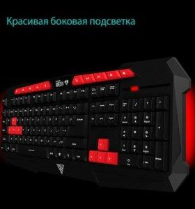 Клавиатура новая Gamdias ares v2 Essential