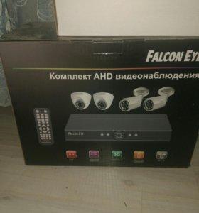 Комплект AHD камер и регистратор