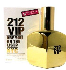 CAROLINA HERRERA 212 VIP eau de parfum 65ml