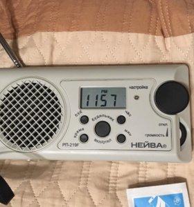 Радиоприемник Нейва РП-219f