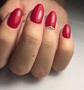 Маникюр ,педикюр ,покрытие ногтей гель-лаком