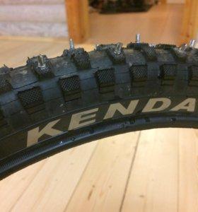 Шипованные вело шины
