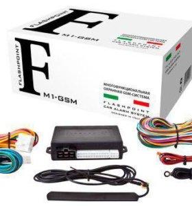 Автосигнализация FlashPoint M1-GSM