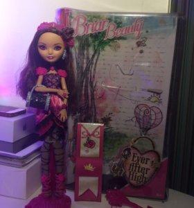 Кукла Ever After High Briar Beauty // Брайер Бьюти