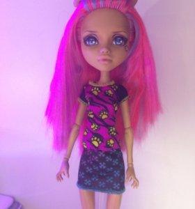 ООАК Monster High // ООАК Хоулин Вульф