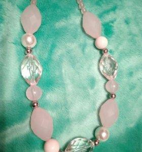 Бижутерия: ожерелье, бусы